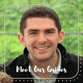Meet Our Guides: Matt!