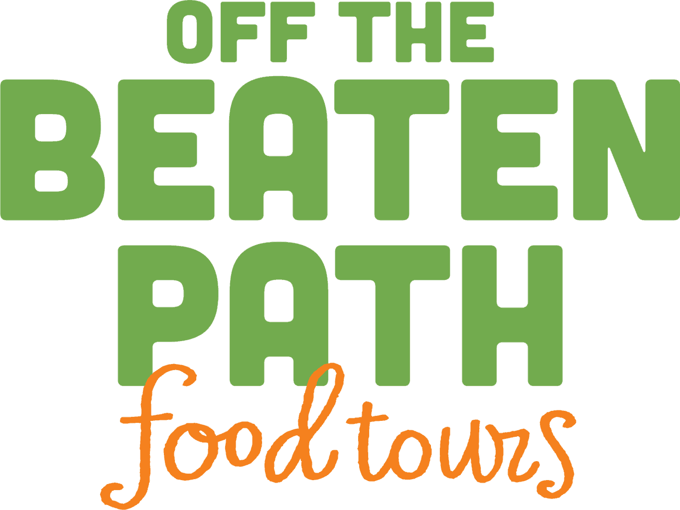 Off the Beaten Path Food Tours logo.