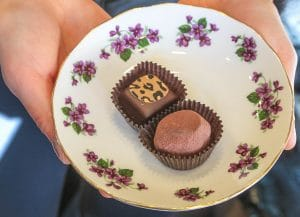chocolate truffle making class boston