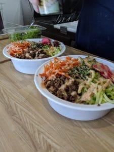 korean bulgogi in a bowl