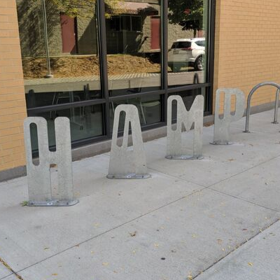 hamp bike rack
